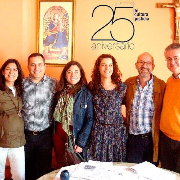 25 años Arrupe