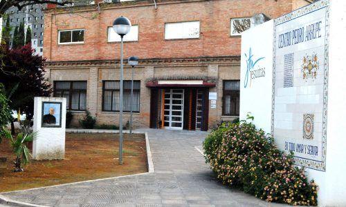 Centro Arrupe Sevilla Instalaciones