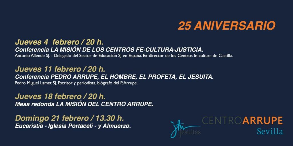 actividades 25 aniversario