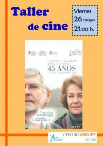16-17 Cine 45 años