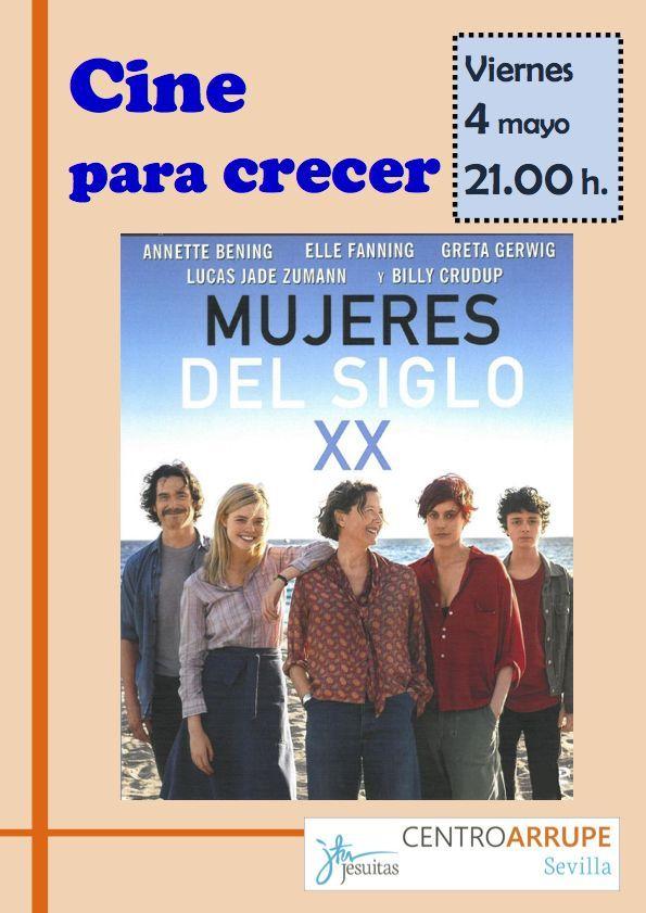 Ciclo De Cine Vidas De Mujer Centro Arrupe Sevilla